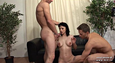 Anal casting, Casting anal, Boob