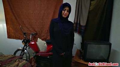 Arab amateur, Ex girlfriend, Ex, Big arab