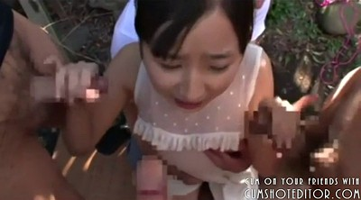 Japanese old, Japanese gangbang, Asian gangbang, Old asian, Japanese young, Japanese outdoor
