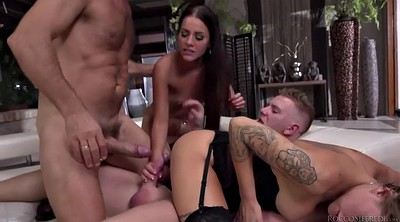 Ass to mouth, Foursome anal, Anal foursome