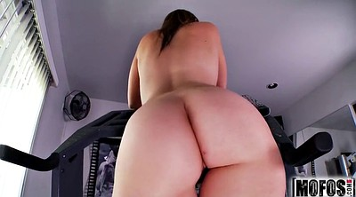 Snow, Shae snow, Gym, Big ass bbw