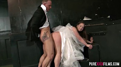 Cuckold, Bride, Big man