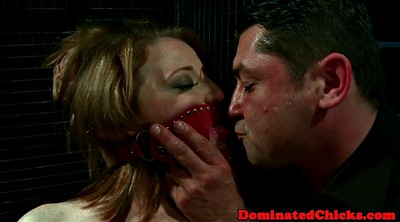 Tied, Bdsm tit, Dominate, Tied toyed