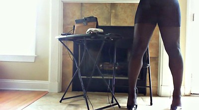 Teasing, Black pantyhose, Pantyhose ass, Leg, Pantyhose tease, Pantyhose big ass