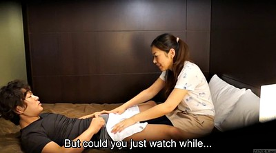 Japanese massage, Japanese office, Japanese milf, Surprise, Wrong, Subtitles