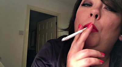 Smoking, British amateur, Smoking fetish, Nose, Smoking bbw