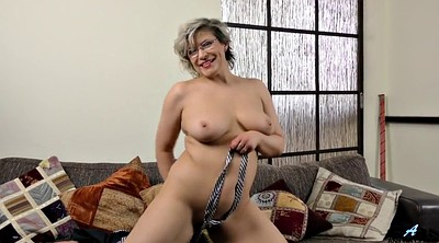 Granny, Russian mature, Russian bbw, Mature masturbating, Womanizer, Granny big tits
