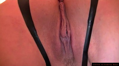Mature, Latex bdsm