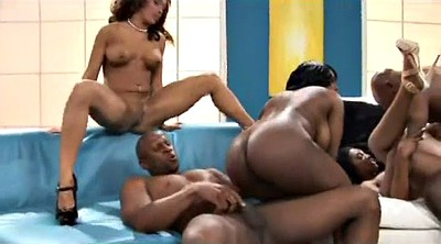 Mature orgy, Milf orgy, Mature group, Ebony mature, Ebony orgy, Cock black
