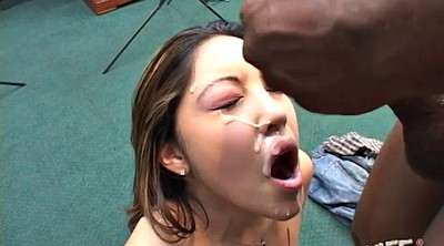 Ebony wife, Asian blacked