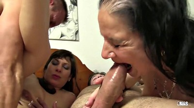Granny group, German granny, Amateur mature