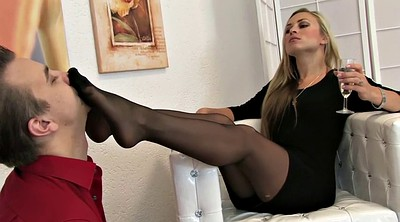 Nylon foot, Trample, Trampling