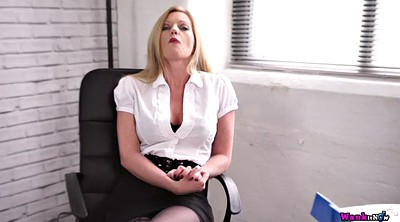 Toy, Boss office, Milf solo