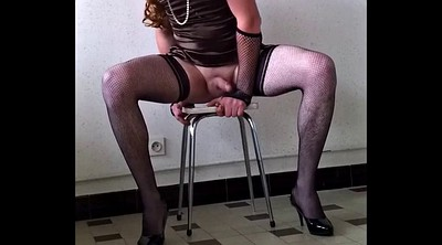 Training, Crossdress, Bitch