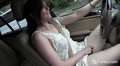 Yanks, Masturbating orgasm, Car masturbation, Savannah, Amateur orgasm