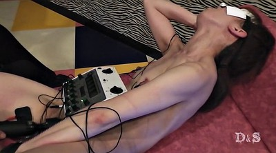 Urethra, Japanese bdsm, Asian bondage, Japanese bondage, Electric