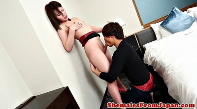 Japanese anal, Japanese shemale, Newhalf, Japanese blowjob, Asian blowjob