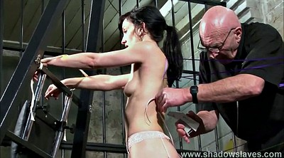 Needle, Needles, Spank slave, Slave spanking, Punished