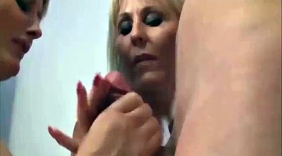 Blonde big tits, Blonde milf, Seductive