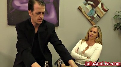 Julia ann, Milk tits, Handjob mature, Anne