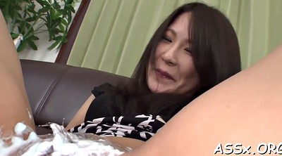 Asian anal, Japanese shaved, Asian pussy