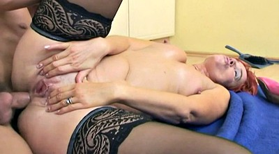 Old woman, Milf anal, Young anal, German anal, Young woman, Old woman anal
