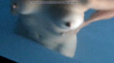 Underwater, First time anal, Big nipple