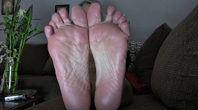 Foot, Mature feet, Mom foot