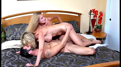 Mature anal, Mature anal threesome