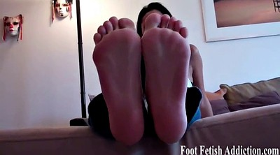 Feet foot, Feet worship