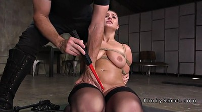 Slaves, Bound, Natural tits