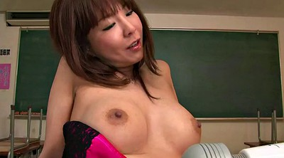 Japanese teacher, Japanese group, Nylons, Japanese student, Japanese gangbang