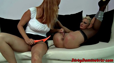 Spanked, Maid, Lesbian maid, Spanks, Mistress t, Domination