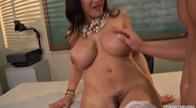 Old teacher, Lisa ann, Teacher student, Experienced