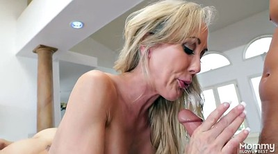 Brandi love, Brandi, Mature massage, Mature big tits