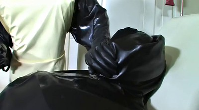 Suit, Latex bondage, Sex slaves