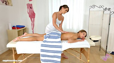 Lesbian massage, Magic