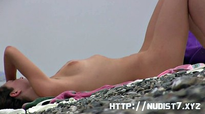 Beach, Nudist, Nudists