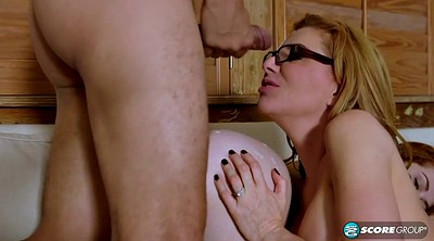 Young and old, Threesome young, Shave, Sasha blonde