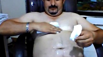 Turkish, Gay bear, Bear masturbation