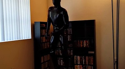 Dress, Nylon bondage, Library