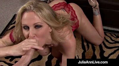 Julia ann, Dirty talk