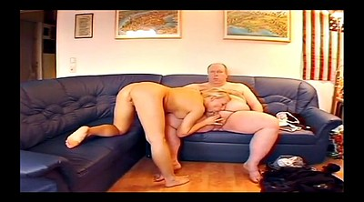 Bbw, Older, Old man, Fat man, Youngsters