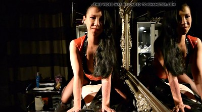 Mistress, Asian bdsm, Leather bondage, Mistress t, Asian mistress