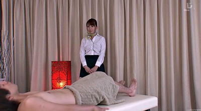 Japanese massage, Subtitles, Bottomless