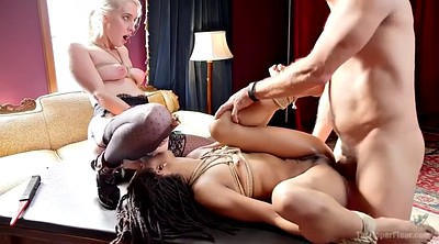 Submissive, Hairy blonde, Bdsm girl