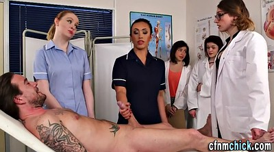 Doctor, Nurse blowjob