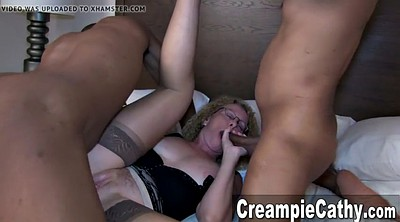 Bbc creampie, Bbc double, Sloppy