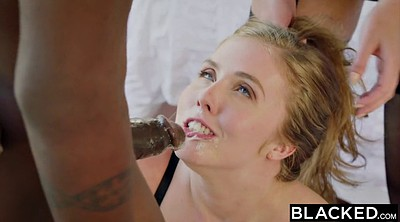 Angela white, Throat, Lena paul, Facial, Paul