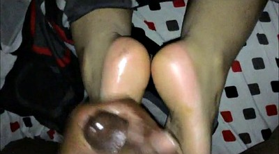 Ebony feet, Black foot, Bbw foot, Bbw massage